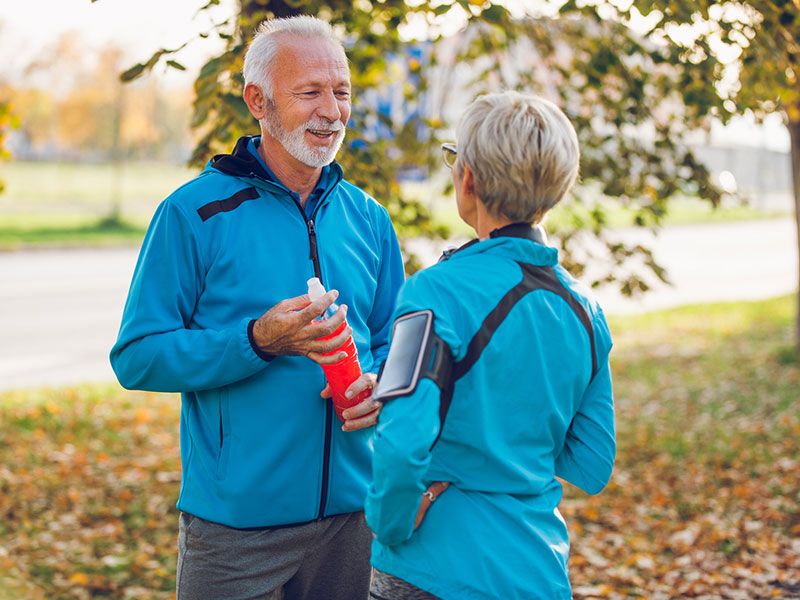 New Technology in Hearing Aids Make Staying Active Trouble-Free