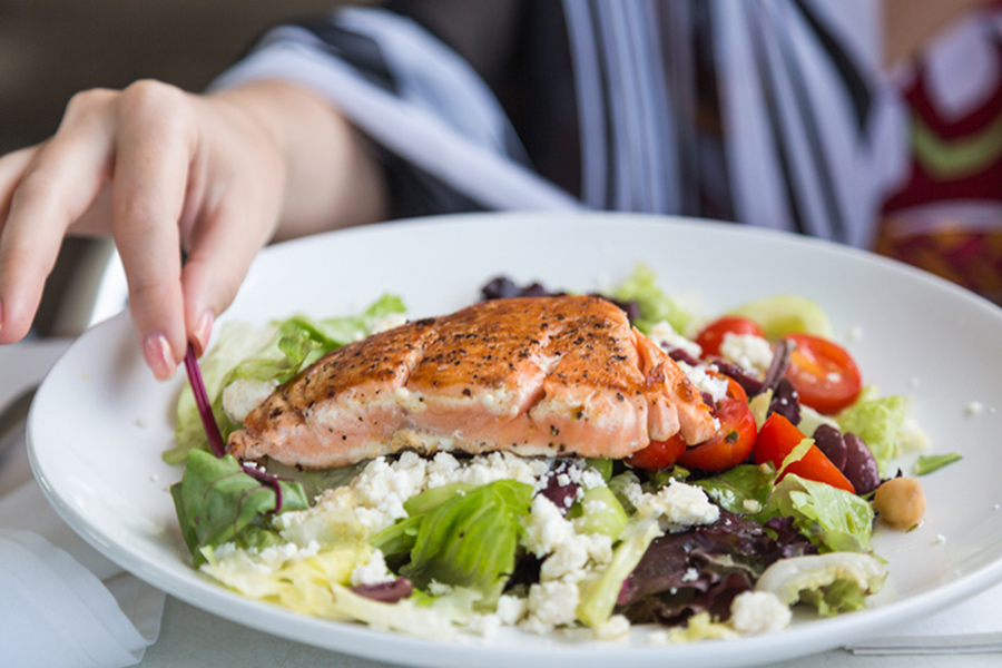 Can You Really Protect Hearing Health By Being Particular About What's on Your Plate?