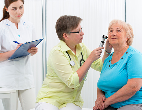 What You Want To Know From Your Hearing Test | Doctor Giving a Hearing Test