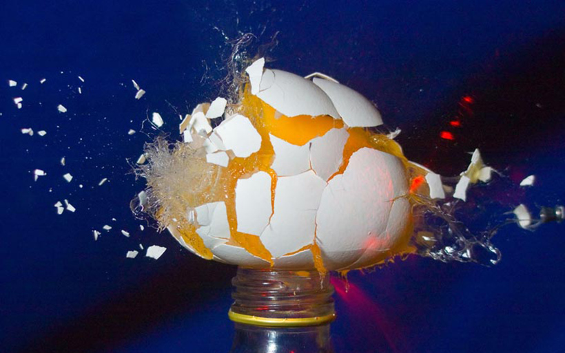Exploding Egg