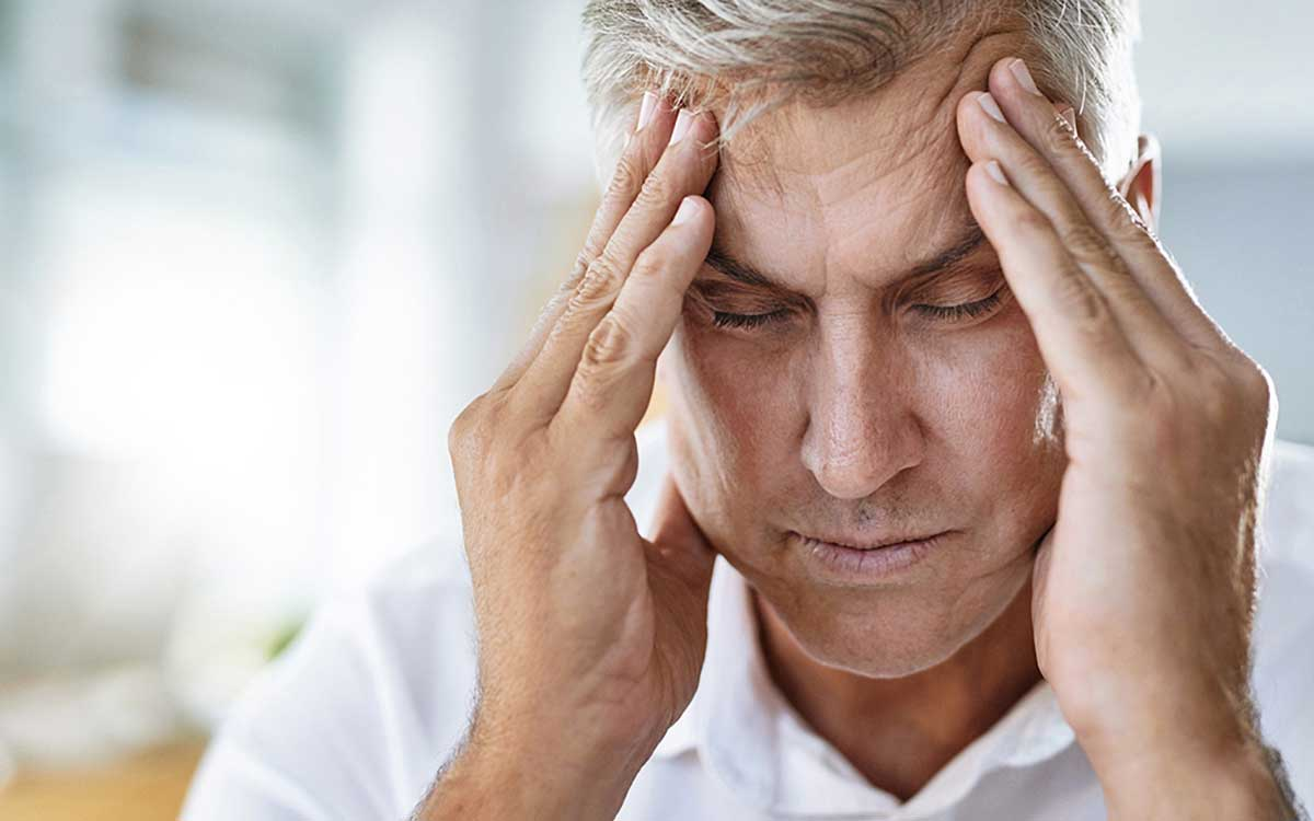 suffer from migraines you re twice as likely to have this problem