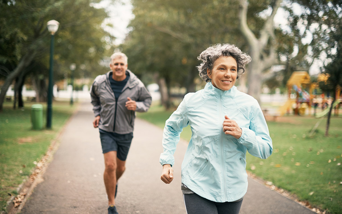 Hearing aids as fitness trackers.