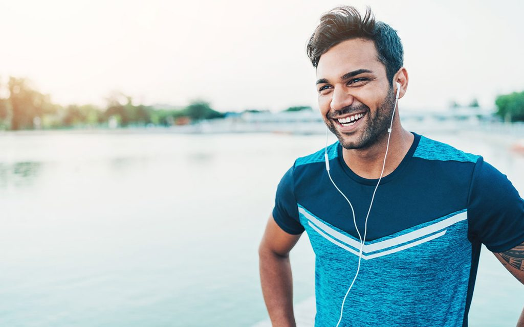 Listeing to music too loudly can hurt your ears.