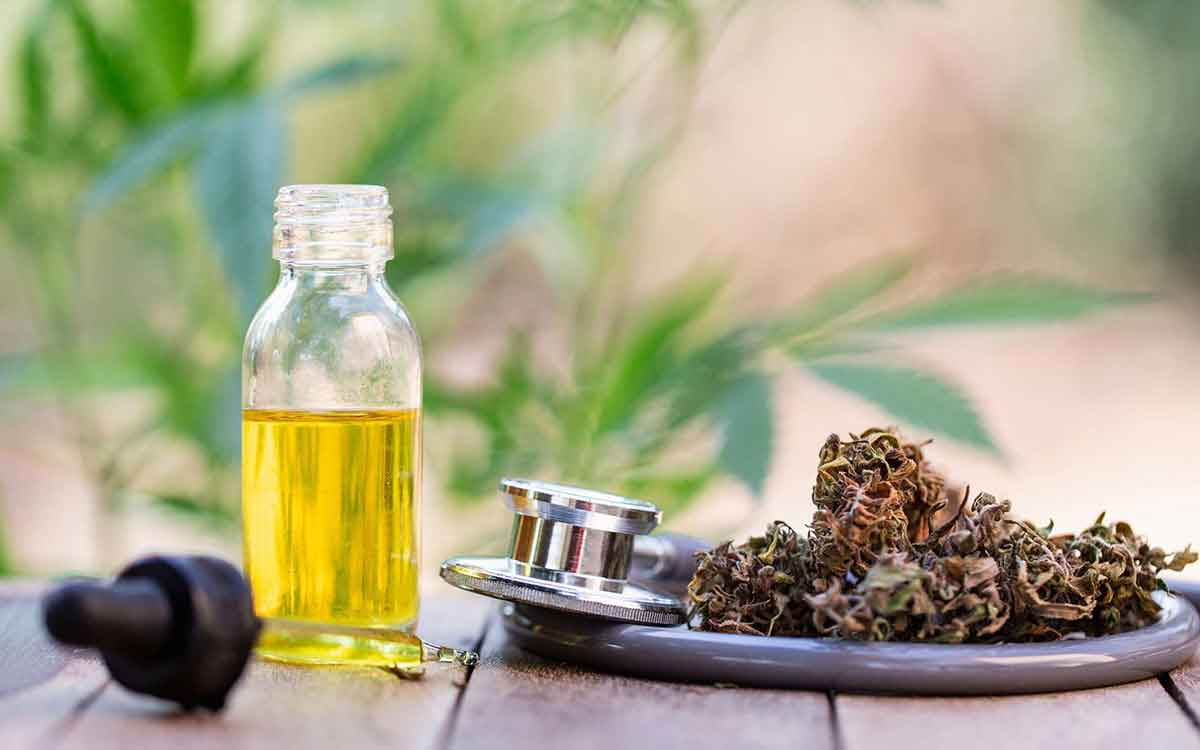 Oils and cannabis buds. Possibly making Tinnitus worse.
